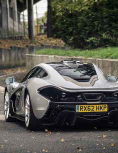 McLaren P1. Check out the McLaren 650S on hunterandsons.com.