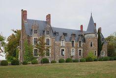 Château de Briacé►►http://www.frenchchateau.net/chateaux-of-pays-de-la-loire/chateau-de-briace.html?i=p