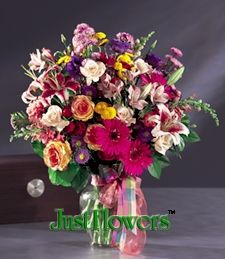 The brimming assortment of brilliant blooms are a true gift from #Mother Nature