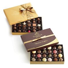 GODIVA Signature Chocolate Tasting Gift Set - $84.99 - FREE SHIPPING
