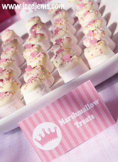 Oh my, so perfect and will save me sooo much TIME! Free Princess Party Printables