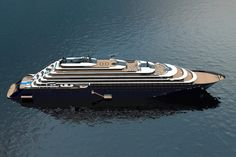 The Ritz-Carlton Hotel Company is making waves today as it unveils its newest brand extension. The Ritz-Carlton Yacht Collection is the name of the luxury
