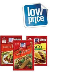 McCormick Taco Seasoning Mix is $0.50 at Weis Market - http://couponsdowork.com/weis-weekly-ad/mccormick-taco-seasoning-mix-is-0-50-at-weis-market/