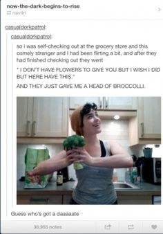 grocery love story