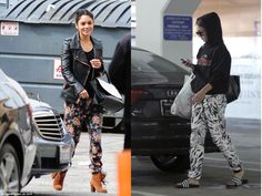 Vanessa Hudgens wearing Happiness for SoulCycle!