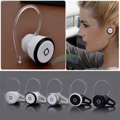 Universal Mini Wireless Bluetooth Handsfree Headset Earphone For iPhone Samsung in Cell Phones & Accessories, Cell Phone Accessories, Headsets   eBay