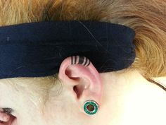 Image result for ear tattoo