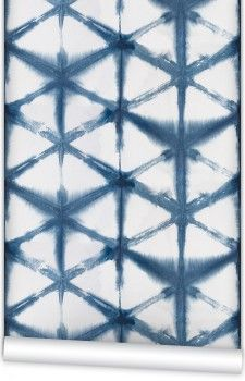 Shibori Wall Covering. Summer and thinking about tie dye Aleutian Star