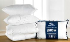With a non allergenic hollowfibre filling.The pillows are finished to a high standard making them both durable and comforting and a premium 230 thread count cotton cover for added comfort.Ideal for back sleepers, this medium support pillow will keep your shoulders supported firmly. For your conveneice, this pair of pillows can be washed and dried at home to keep them fresh and to ensure that you enjoy the luxury and comfort for even longer.
