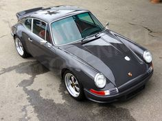 Porsche 911 RSR/ST Backdated Tribute with Twin Plug Engine For Sale (1973)