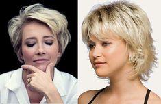 Az év frizura divatja, idősödő hölgyek számára! Fiatalodj éveket! - Ketkes.com