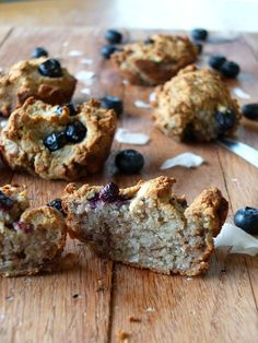 AIP Blueberry Muffins Recipe