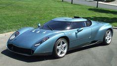 Lamborghini Zagato Raptor Concept