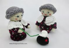 Amigurumi To Go: The Old Lady Who Swallowed A Fly