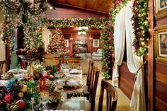 O charme do Natal. Veja mais em Casa de Valentina http://www.casadevalentina.com.br #details #interior #design #decoracao #detalhes #christmas #Natal #casadevalentina
