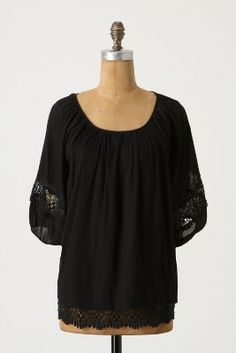 Thornfield Peasant Blouse
