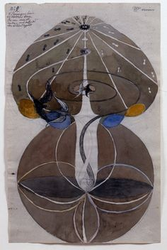 Things that Quicken the Heart: Artist - Hilma af Klint (1862-1944)