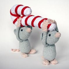Flip, Flap and Floep amigurumi crochet pattern by Christel Krukkert