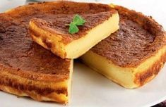 Bake your favorite treats with our many sweet recipes and baking ideas for desserts, cupcakes, breakfast and more at Cooking Channel. Brownie Desserts, Just Desserts, Delicious Desserts, Yummy Food, Gourmet Desserts, Plated Desserts, Healthy Food, Portuguese Desserts, Portuguese Recipes