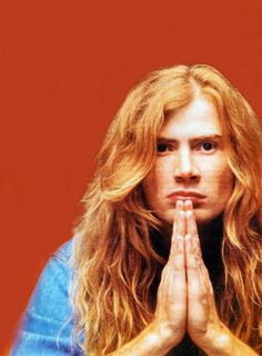Picture of Dave Mustaine