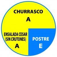 Churrasco Ensalada Cesar Postre Nutrition Chart, Fitness Nutrition, Diet And Nutrition, Fitness Tips, Psmf Diet, Keto Buns, Healthy Tips, Diabetes, Personal Trainer