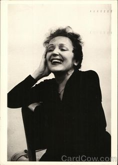 Edith Piaf Mickey Pallas Celebrities