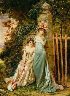 victorian art....
