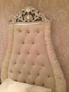 A girls room with a little princess touch...french style :)