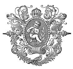 cherub medal