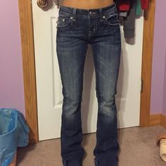 Miss me jeans Basically new. Selling for someone else Miss Me Jeans Boot Cut