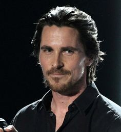 Christian Bale....sooooo hot