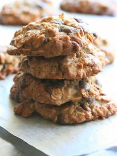 The BEST lactation cookie recipe, ever via organic-mama.ca