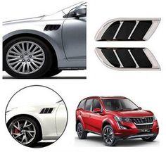 Mahindra XUV 500 2018 Car Air Flow Side Vent Exterior Duct Set of 2 ( Type -4 ) Price-300/- Car Accessories List, Car Body Cover, Maruti Suzuki Alto, Suzuki News, Police Lights, Suzuki Wagon R, Reverse Parking, Suzuki Swift, Skoda Fabia