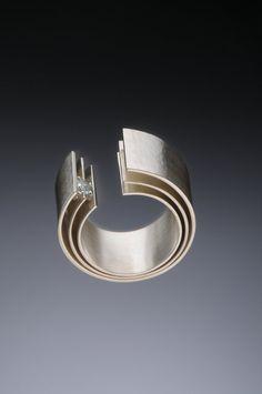 Envuelve el anillo aguamarina por katherinerudolph en Etsy