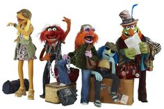 Dr. Teeth and the Electric Mayem - the #Muppet Show Band
