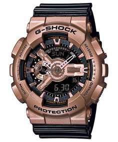 CASIO G-Shock Crazy Gold Series