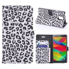 >> Click to Buy << For Samsung Galaxy Note 4 N9100/SM-N910/N910F/N910X Sexy Pimp'd Out Leopard Panther Print Flip Case Wallet Back Cover Book Case #Affiliate