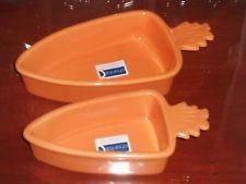CHANTAL CARROT ORANGE  BAKING STONEWARE DISH  Freezer  / Microwave Freezer, Microwave, Stoneware, Carrots, Dishes, Orange, Baking, Patisserie, Chest Freezer