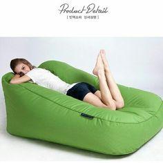 Bean Bag Furniture, Find Furniture, Sofa Furniture, Sofa Pillows, Floor Pillows, Futons, Diy Bean Bag, Giant Bean Bags, Bean Bag Sofa