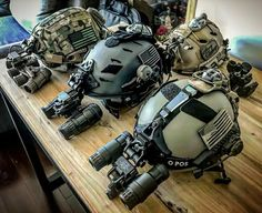 Saved by Jake Special Forces Gear, Military Special Forces, Tactical Helmet, Airsoft Helmet, Police Gear, Military Gear, Combat Gear, Tactical Equipment, Tac Gear