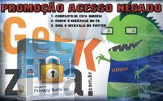 Promoção Acesso Negado!! #Sorteio #SteganosPrivacySuite