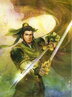 Liu Bei (Dynasty Warriors 6)  This was my favorite character to play as in Dynasty Warriors.