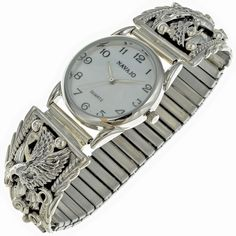 Silver Eagle Mens Watch 23008 | Alltribes