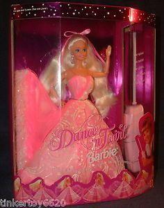Barbie Dance & Twirl 1994 Mattel Blonde # 11902 Radio Control Mint In Box