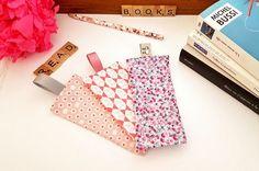 Marque-Page DIY en Tissu ( Couture Facile )