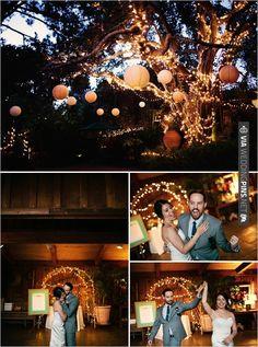 party lighting | VIA #WEDDINGPINS.NET