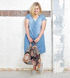 Grote maten Tunieken en jurken in maat 42 – 60 | X-two Plus Size Fashion