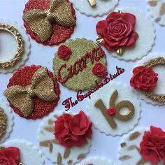 Custom Cupcake Toppe