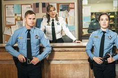 "Chicago PD TV Show | Chicago PD - Season 2 - ""Prison Ball"" - Brian Geraghty, Amy Morton and ..."