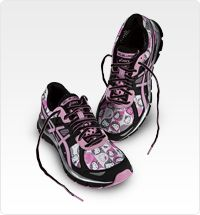 Limited Edtion Hello Kitty Asics Running Shoes !!! OMG!! MUST GET!